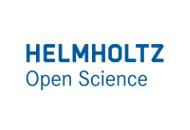 Logo Helmholtz Open Science