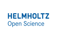 Logo Helmholtz Open Science